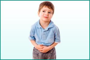 Ребенок жалуется на боль