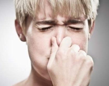 Плохой запах